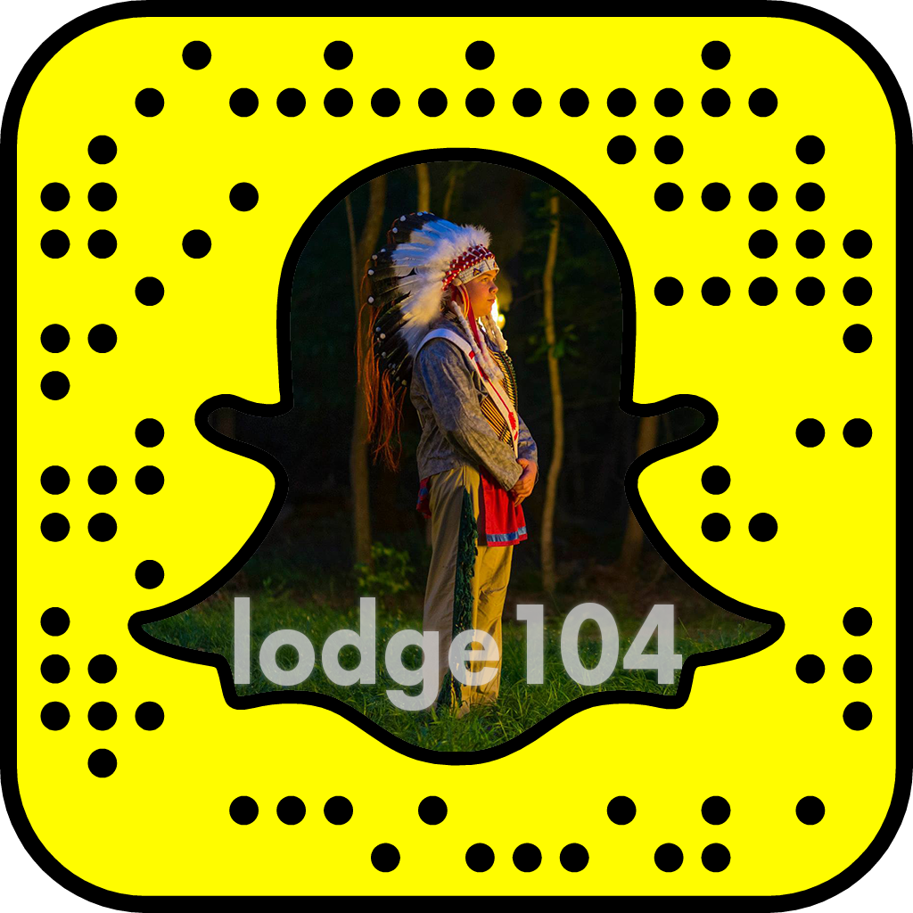 Lodge snapcode